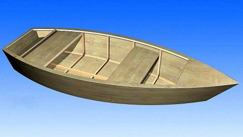 Как построить лодку своими руками 44